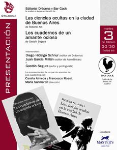 Presentación Editorial Drácena