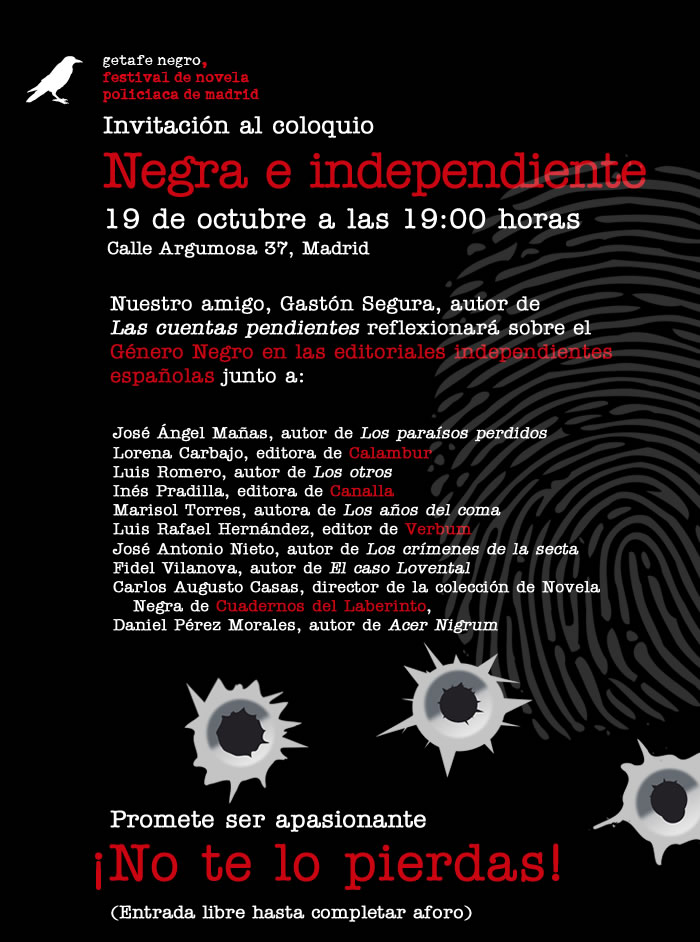 Coloquio Negra e independiente