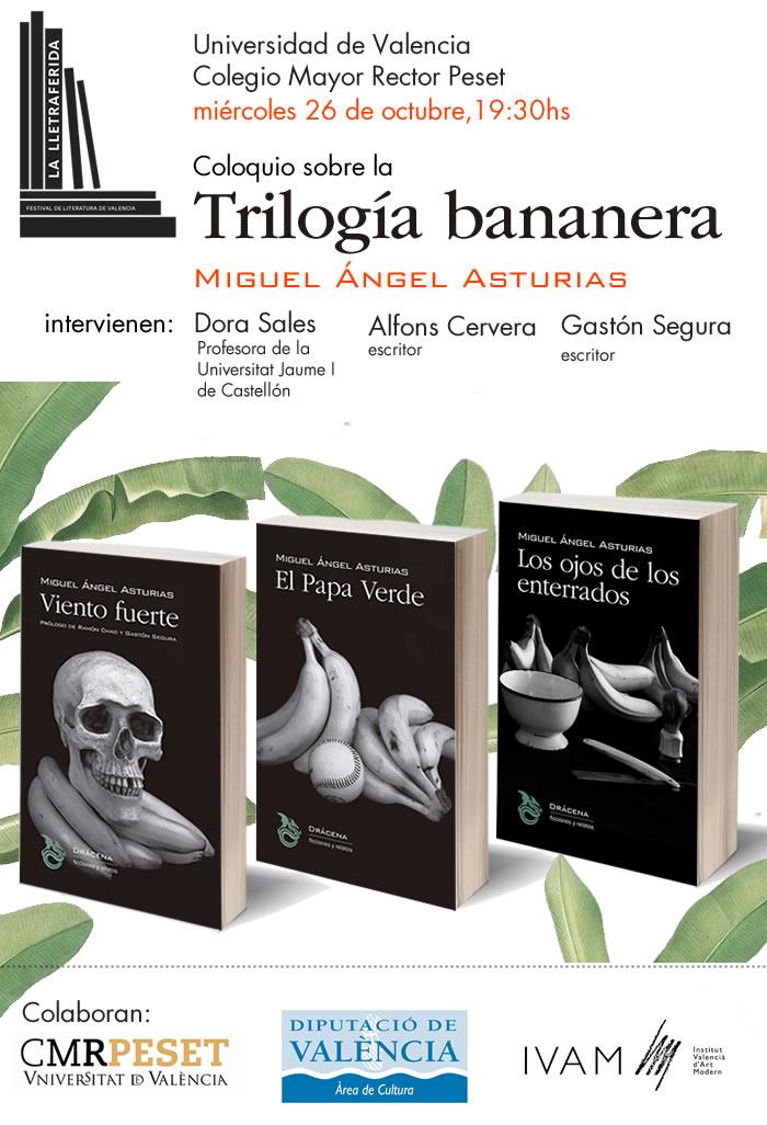 Coloquio Trilogía bananera